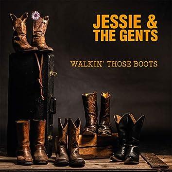 Walkin' those Boots