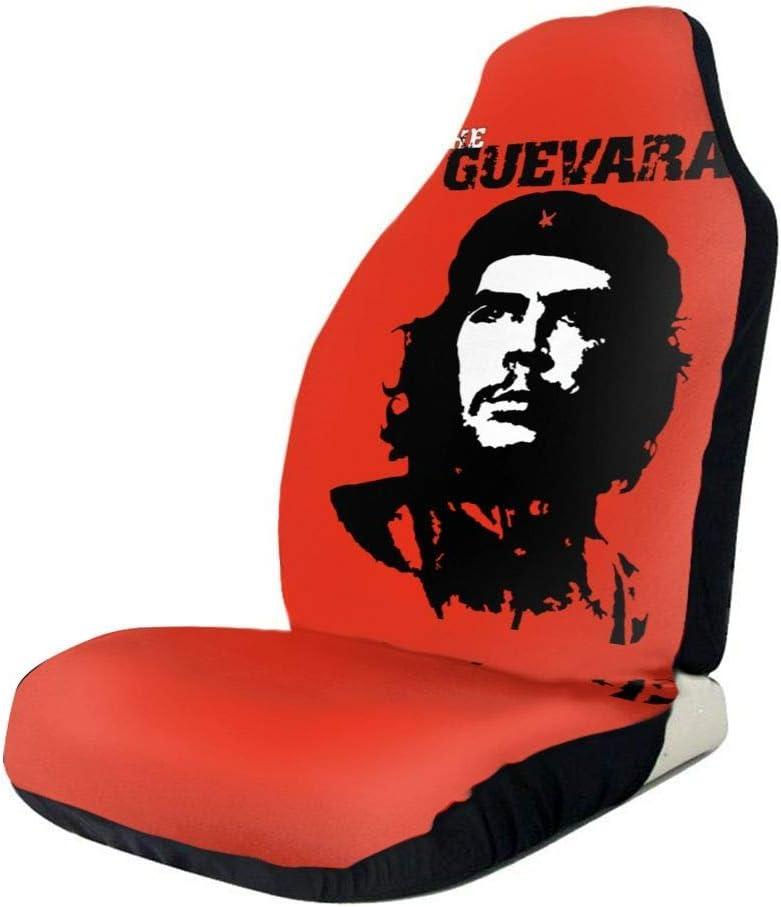 IUBBKI Che Guevara Autositzbezug mit Kissen in der ersten Reihe zum Polstern von Autos Lastwagen und Gel/ändewagen.