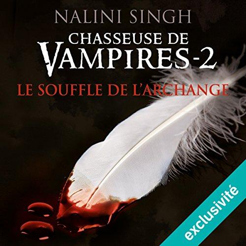 Le souffle de l'archange audiobook cover art