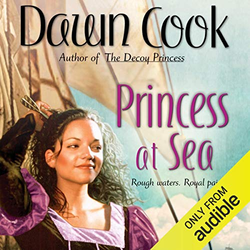 Princess at Sea cover art