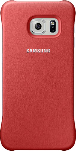 Samsung Handyhülle Schutzhülle Protective Case Cover für Galaxy S6 Edge - Koralle