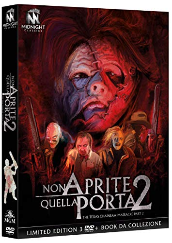 Non Aprite Quella Porta 2 (Midnight Classics) (Collectors Edition) (3 DVD)