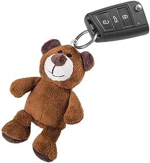 Generisc Schlüsselanhänger Teddybär Kodiaq 11 cm Anhänger Stofftier AVF37 071