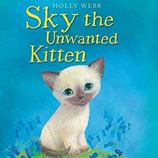 Sky the Unwanted Kitten cover art