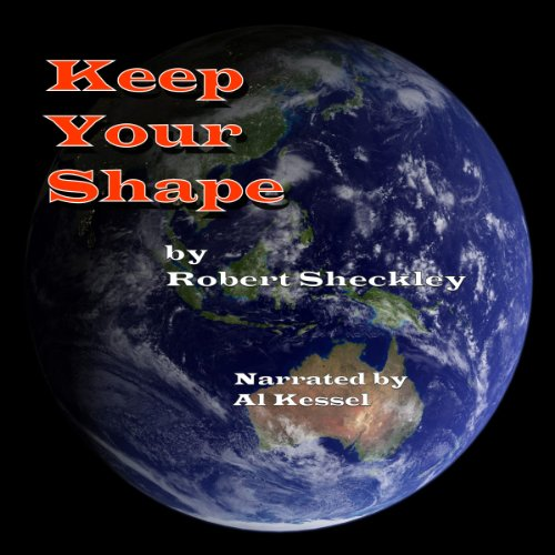 Keep Your Shape audiobook cover art