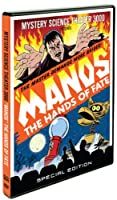 Mystery Science Theater 3000: Manos Hand of Fate [DVD] [Import]