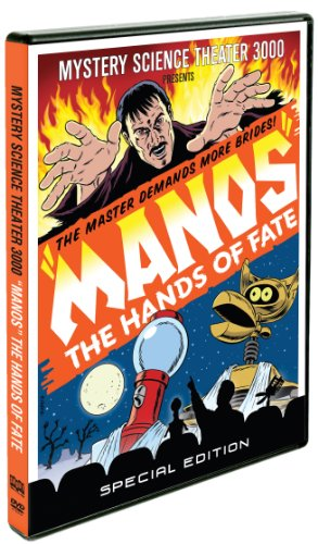 Mystery Science Theater 3000: Manos Hand of Fate [Reino Unido] [DVD]