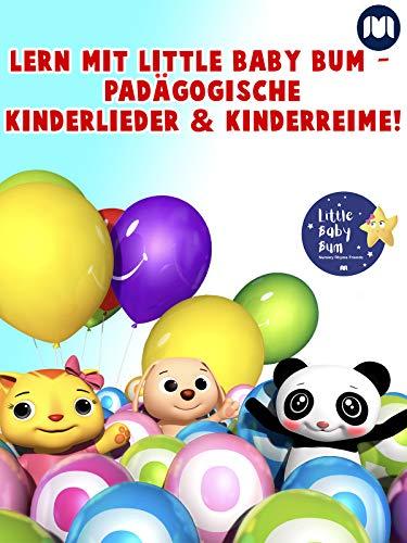 Lern mit Little Baby Bum - Pädagogische Kinderlieder & Kinderreime!