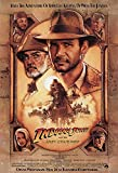 """POSTER STOP ONLINE Indiana Jones and The Last Crusade - Movie Poster (Size 27"""" x 40"""")"""