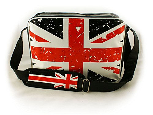 Oryginale Umhängetasche Schultasche Sporttasche Messenger Laptop Bag 20 Varianten UK