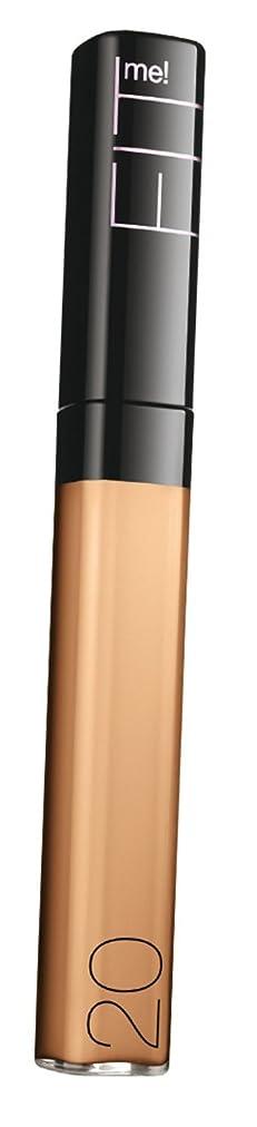 緊急大佐多様体2 x Maybelline New York Fit Me Concealer 6.8ml - 20 Sand