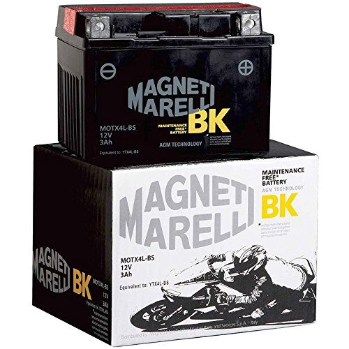 BATTERIA MAGNETI MARELLI YTZ12SBS