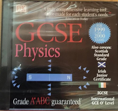 Cdr Jewel Case: GCSE Physics 1999 (Ps)