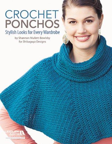 Crochet Ponchos (English Edition)