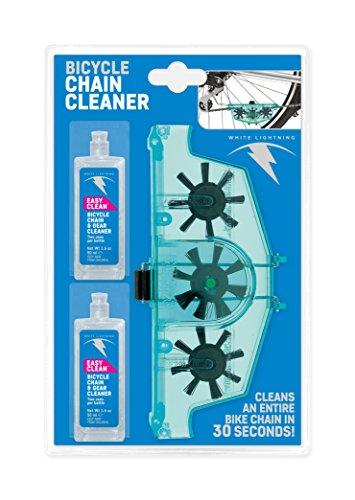 White Lightning Bike Chain Cleaner Kit Basic