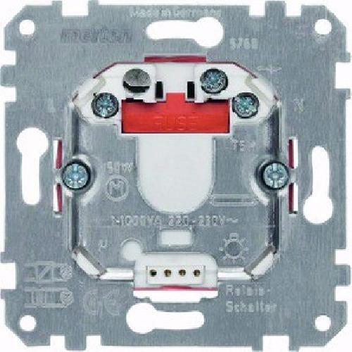 Merten 576897 relais-schakel-inzetstuk, 0-1000 VA