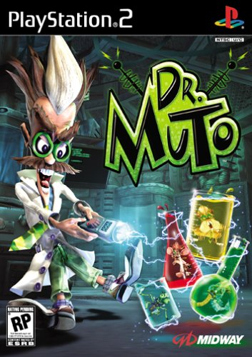 Dr Muto / Game