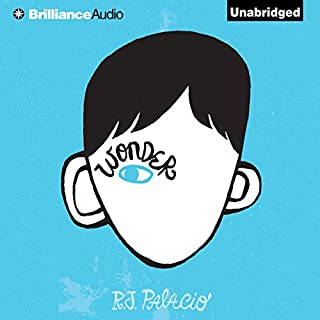 Wonder                   Written by:                                                                                                                                 R. J. Palacio                               Narrated by:                                                                                                                                 Diana Steele,                                                                                        Nick Podehl,                                                                                        Kate Rudd                      Length: 8 hrs and 6 mins     230 ratings     Overall 4.5