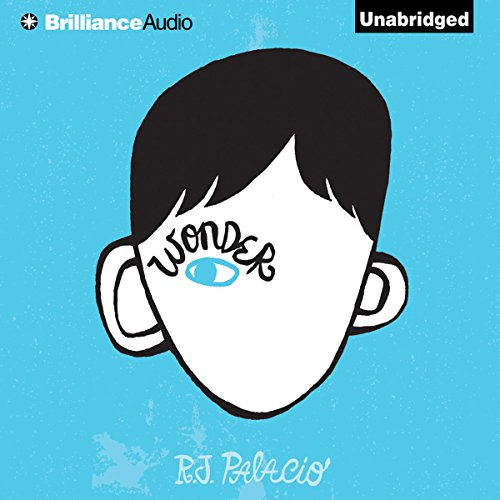 Wonder                   By:                                                                                                                                 R. J. Palacio                               Narrated by:                                                                                                                                 Diana Steele,                                                                                        Nick Podehl,                                                                                        Kate Rudd                      Length: 8 hrs and 6 mins     14,798 ratings     Overall 4.7