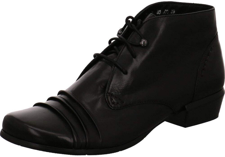 Regarde le ciel Damen Stiefeletten Stiefeletten Melany 01 MELANY01 003 schwarz schwarz 545628