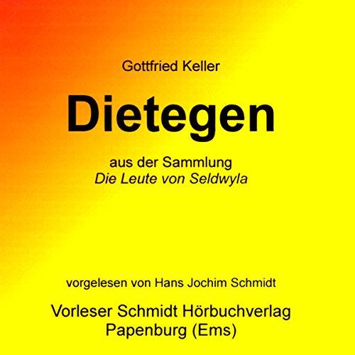 Dietegen audiobook cover art
