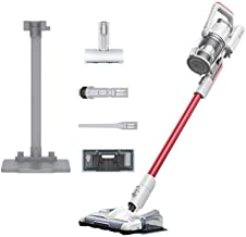 4 in 1Cordless Upright Handheld Stick Household 300W 23kpa Powerful Sunction Stick Vacuum Lightweight Bagless Hand Vac for...