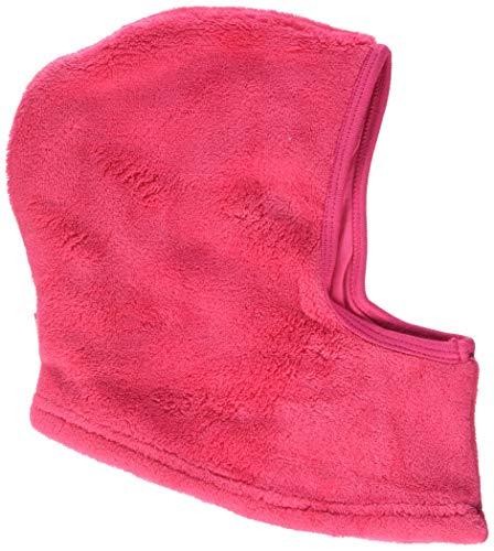 Playshoes Mädchen Kuschel-Fleece-Schlupfmütze Mütze, pink, one Size