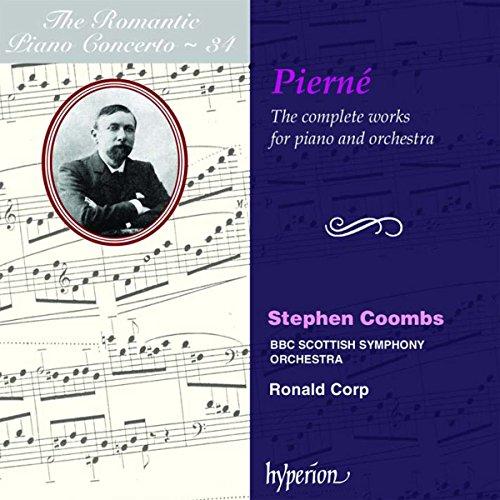 Gabriel Pierne: Romantic Piano Concerto Vol.34