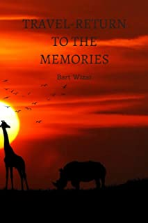 Travel-return to the memories: Travel Notebook, Journal, Diary (70 Pages, place for photo and description, 6 x 9)