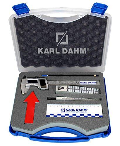 Gutachter Ausrüstungs Set, Art Nr. 11548 - schnelles und eindeutiges Prüfen und Dokumentieren von Schäden und Reklamationen - Fliesenleger-Werkzeugausrüstung - Nicht nur für Gutachter!