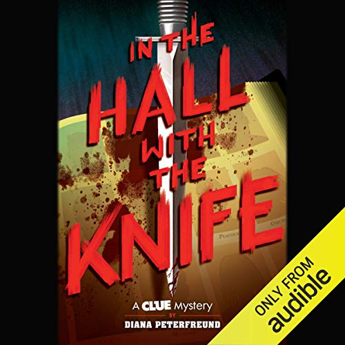 In the Hall with the Knife audiobook cover art