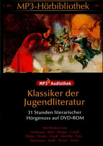 MP3-Audiothek : Klassiker der Jugendliteratur [import allemand]