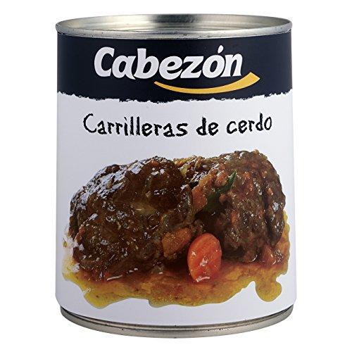 Conservas Cabezón Lata de Carrilleras de Cerdo - 800 gr