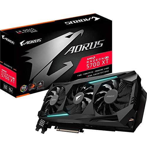 GIGABYTE AORUS Radeon RX 5700 XT Carte Graphique V2 8 Go