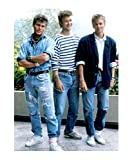 worldphotographs A-Ha Morten Harket, Magne Furuholmen, Paul