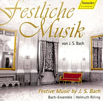Bach, J.S.: Orchestral and Choral Music