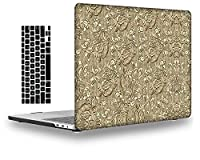 iLoverプラスチックシェルケースカバー互換性のみ2015-2012リリースMacBook Pro 13インチ網膜ディスプレイ(CD-ROM/タッチなし)モデル: A1425/A1502 (JINSE15)
