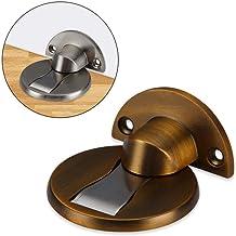 Magneet Deur Stop Magnetische Deur Stopper Non-Punch Beschikbaar Deurhouder Verborgen Deurstop Meubilair Deur Hardware Deu...