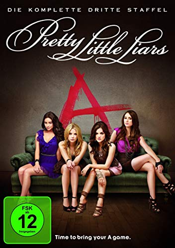 Pretty Little Liars - Staffel 3 (6 DVDs)
