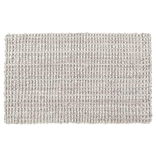 Giftcompany Hampton, Jute Matte, L 90x60, weiß 90x60cm