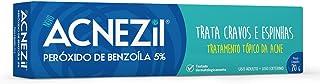 Acnezil Limpeza de pele Cravos Espinhas tratamento da acne 20g