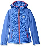ZeroXposur Eleanor Big Girls Transitional Jacket, Larkspur, X Large
