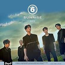DAY6 [SUNRISE] 1st Album CD+PhotoBook+Clear Cover+Lyrics+2p PhotoCards Sealed KPOP