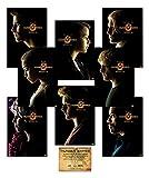 Hunger Games Poster Set - Tribute von Panem 8 US