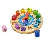 Viga Toys - Puzzle Uhr
