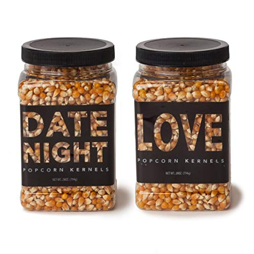Best Price Wabash Valley Farms - Popcorn Jar - Love and Date Night