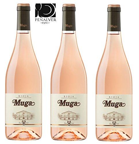 Muga Rosado Pack 3 botellas 0,70 (3x0,70)