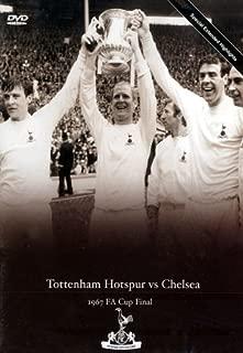 1967 Fa Cup Final - Tottenham Hotspur V Chelsea anglais