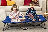 Regalo My Cot Portable Toddler Bed, Includes Fitted Sheet, Royal...