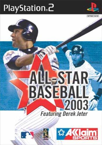 All Star Baseball 2003 [Importación Inglesa]